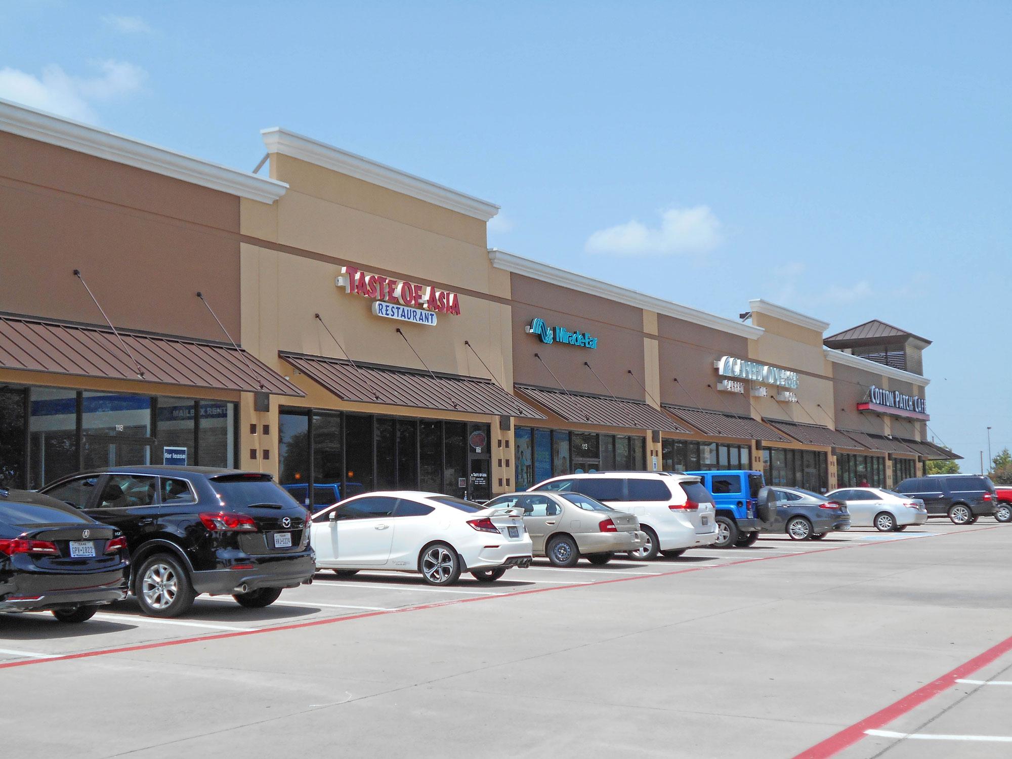 Vista Ridge Plaza   Lamar Companies